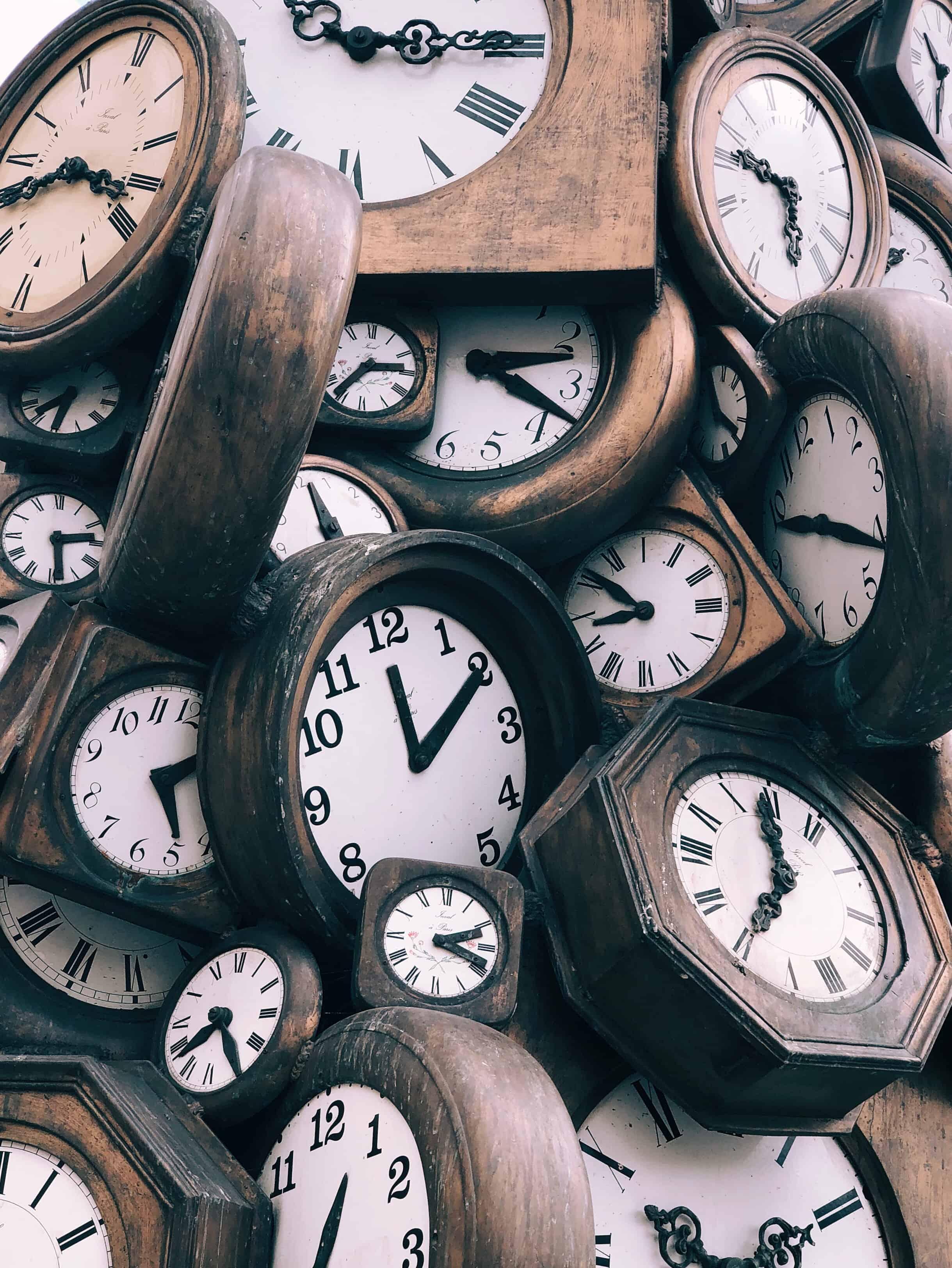 7 regels voor wie tijd te kort heeft