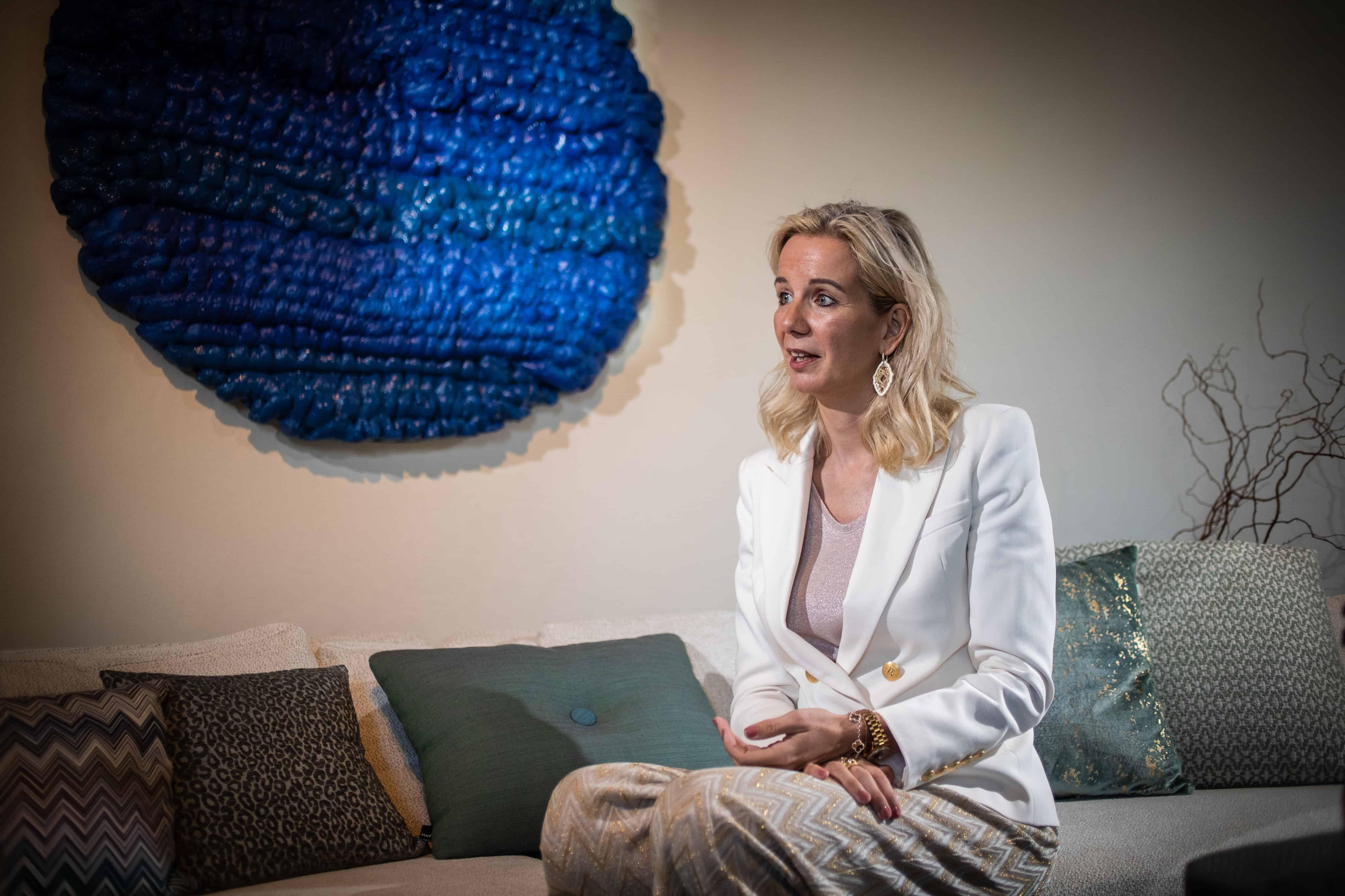 Elke Geraerts in gesprek over haar nieuwe boek Authentieke Intelligentie
