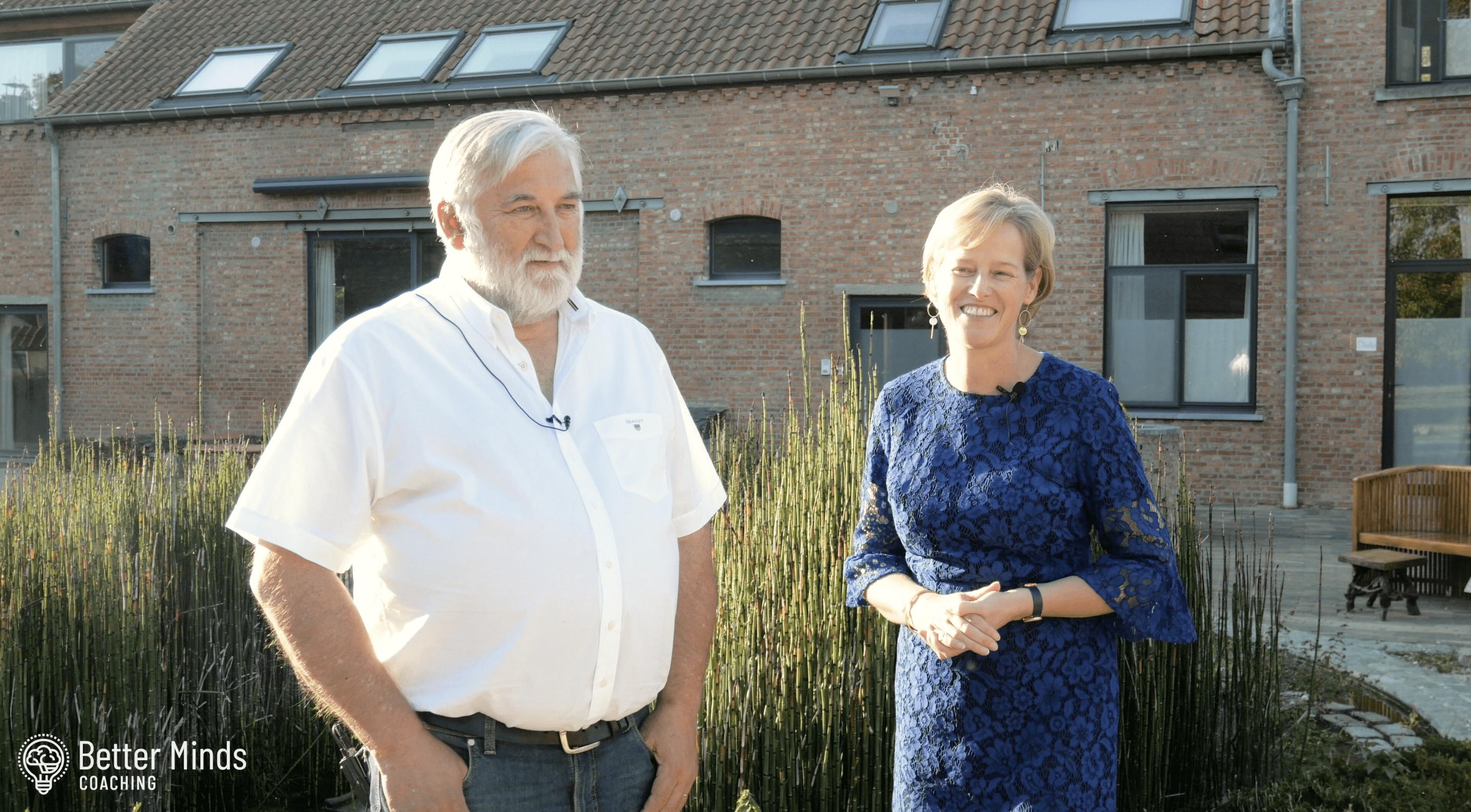 Interview met Marcel Hendrickx over perfectionisme